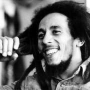 Bob Marley, o rei do reggae | foto: reprodução internet