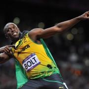 Usain Bolt, o homem mais rápido da terra