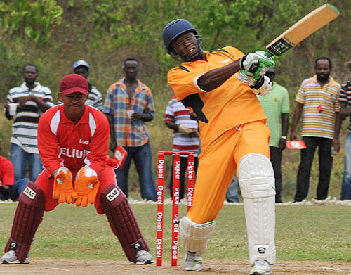Na Jamaica, Usain Bolt também pratica o cricket  |  foto: reprodução internet