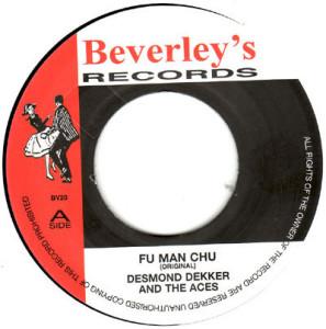 Os primeiros singles de Dekker foram lançados pela Beverley's Records  |  foto: reprodução