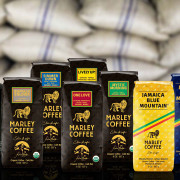 Marley Coffee: um sonho do pai, concretizado pelo filho Rohan Marley | foto: divulgação