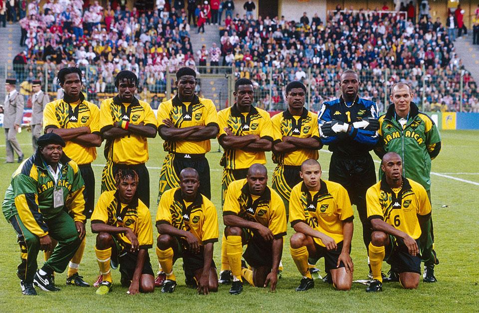 Renê Simões comandou a seleção da Jamaica na Copa do Mundo de 1998, na França. | foto: Clive Brunskill