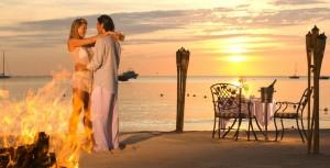 A Jamaica é um dos 10 destinos mais procurados do mundo pelos recém-casados | foto: divulgação Sandals Negril