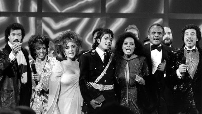Belafonte foi um dos organizadores do grupo que gravou We Are The World  |  foto: reprodução internet