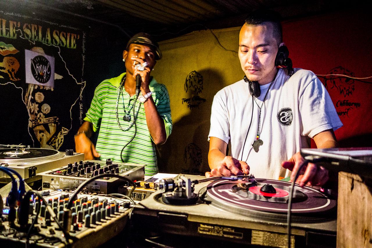 EDB Vinyl Thursday's | foto: Kadu Pinheiro | Jamaica Experience