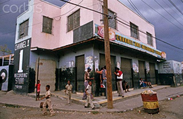 O emblemático estúdio Channel One, na cidade de Kingston. Foto: reprodução internet