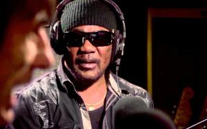 O cantor jamaicano Toots Hibbert, do grupo Toots & The Maytals: uma das vozes mais potentes da Jamaica. | Foto: reprodução internet