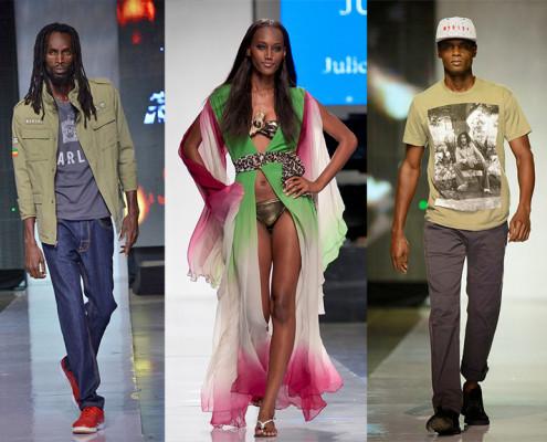 fotos: reprodução internet / divulgação Caribbean Fashion Week