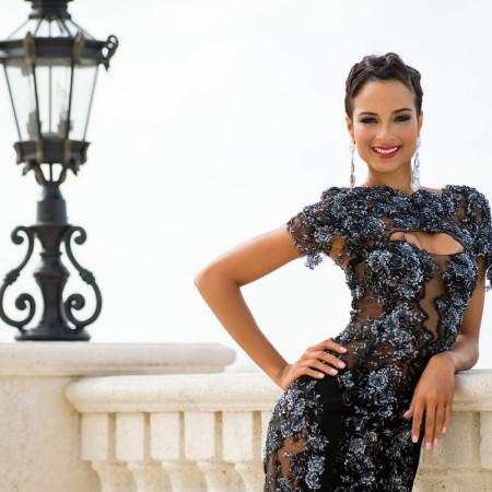 Também no mundo da moda, a jamaicana é muito elogiada por sua beleza. | foto: reprodução internet