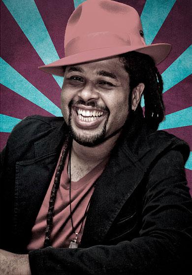 Edu Sattajah, um dos idealizadores do Reggae Little Lions.  |  foto: divulgação
