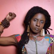 Jah9, uma das representantes da nova geração do reggae jamaicano. | foto: divulgação Jah9