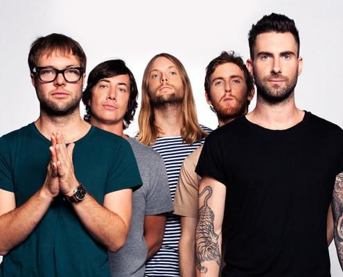 Maroon 5 | foto: reprodução internet