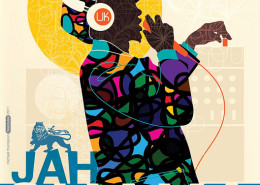 Jah Shaka Sound System | arte: Michael 'Freestylee' Thompson