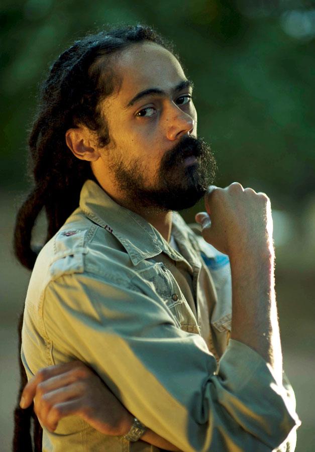 O cantor Damian Marley é o idealizador do projeto.  |  foto; reprodução inetrnet
