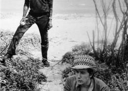 Johnny Rotten e U-Roy descansam na Jamaica | foto: reprodução internet