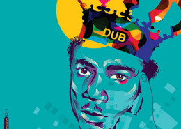 King Tubby's Hi-Fi | arte: Michael 'Freestylee' Thompson