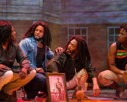O musical foi sucesso de público em Baltimore, EUA. | foto: divulgação | Richard Anderson