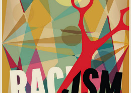 Racism | Cut It Out Now | arte: Michael 'Freestylee' Thompson