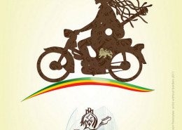 Reggae Hall of Fame | Propaganda - 002 | arte: Michael 'Freestylee' Thompson