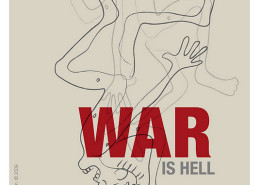 War is Hell | arte: Michael 'Freestylee' Thompson