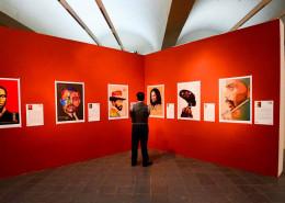 Exposição do artista na cidade de Chetumal, no México. | foto: divulgação