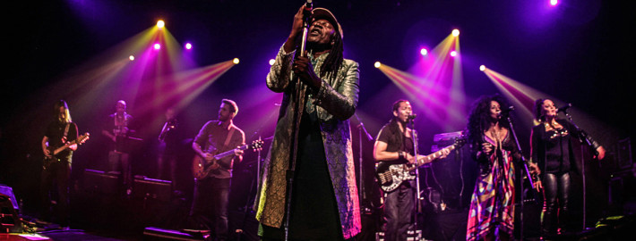 Alpha Blondy & The Solar System | foto: Alan Alves