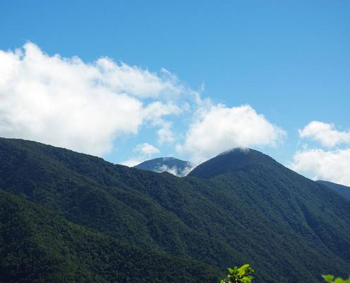 Blue Mountains Peak, o ponto mais alto da Jamaica | foto: reprodução internet