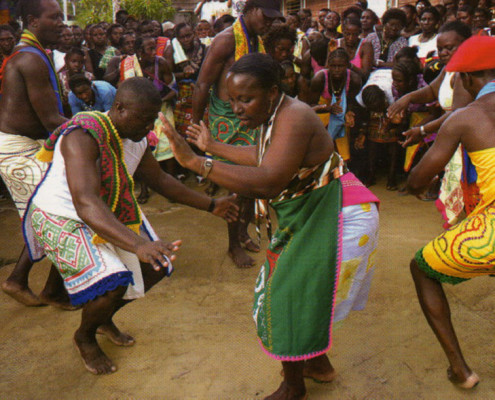 Hoje, os Maroons ainda preservam suas tradições | foto: reprodução internet