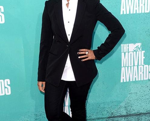 A beleza de Janelle Monáe e seu estilo rude boy | foto: reprodução internet